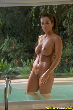 Naked Girls In Pool